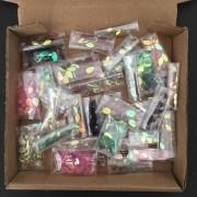 Kit Nova Coleção Pedra de Luxo 35 pacotes