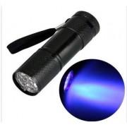 Lanterna LED 9w (não acompanha pilha)