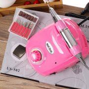 Lixa eletrica nail drill motor telefone 35.000 rpm