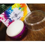 Novo Carimbo de Silicone leitoso para francesinha - PIU BELLA - Lançamento carimbo para unhas