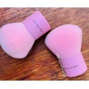 Pincel rosa espanador de po modelo 02