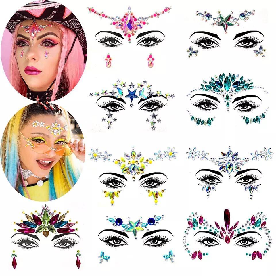 ATACADO 12 mascaras para rosto carnaval  - Sílvia Pedrarias & Cia