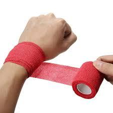 Bandagem elastica para dermografo 5cm  - Sílvia Pedrarias & Cia