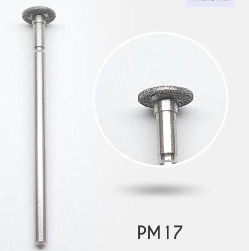 Broca diamantada profissional PM17  - Sílvia Pedrarias & Cia