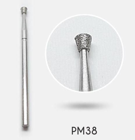 Broca diamantada profissional PM38  - Sílvia Pedrarias & Cia