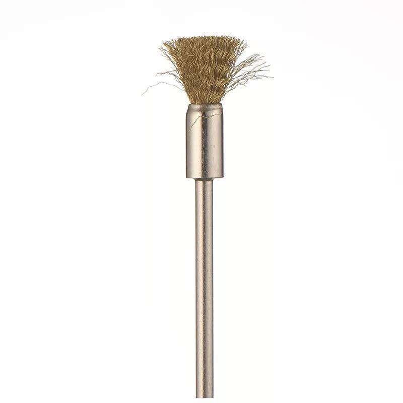 Broca para limpeza (modelo vassourinha)  - Sílvia Pedrarias & Cia