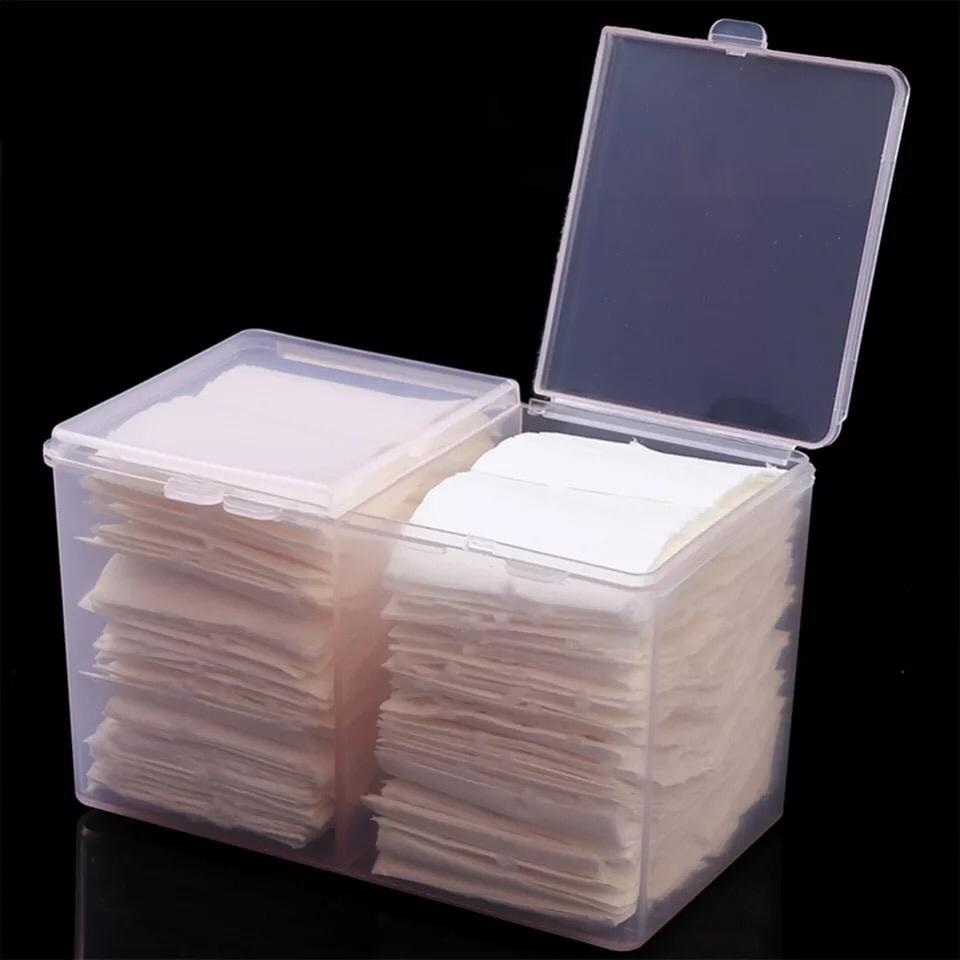 Caixa porta algodao prensado  - Sílvia Pedrarias & Cia