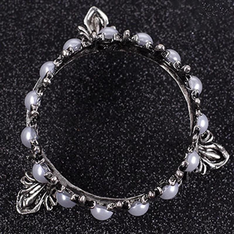 Coroa de diamante chumbo para suporte pincel  - Sílvia Pedrarias & Cia