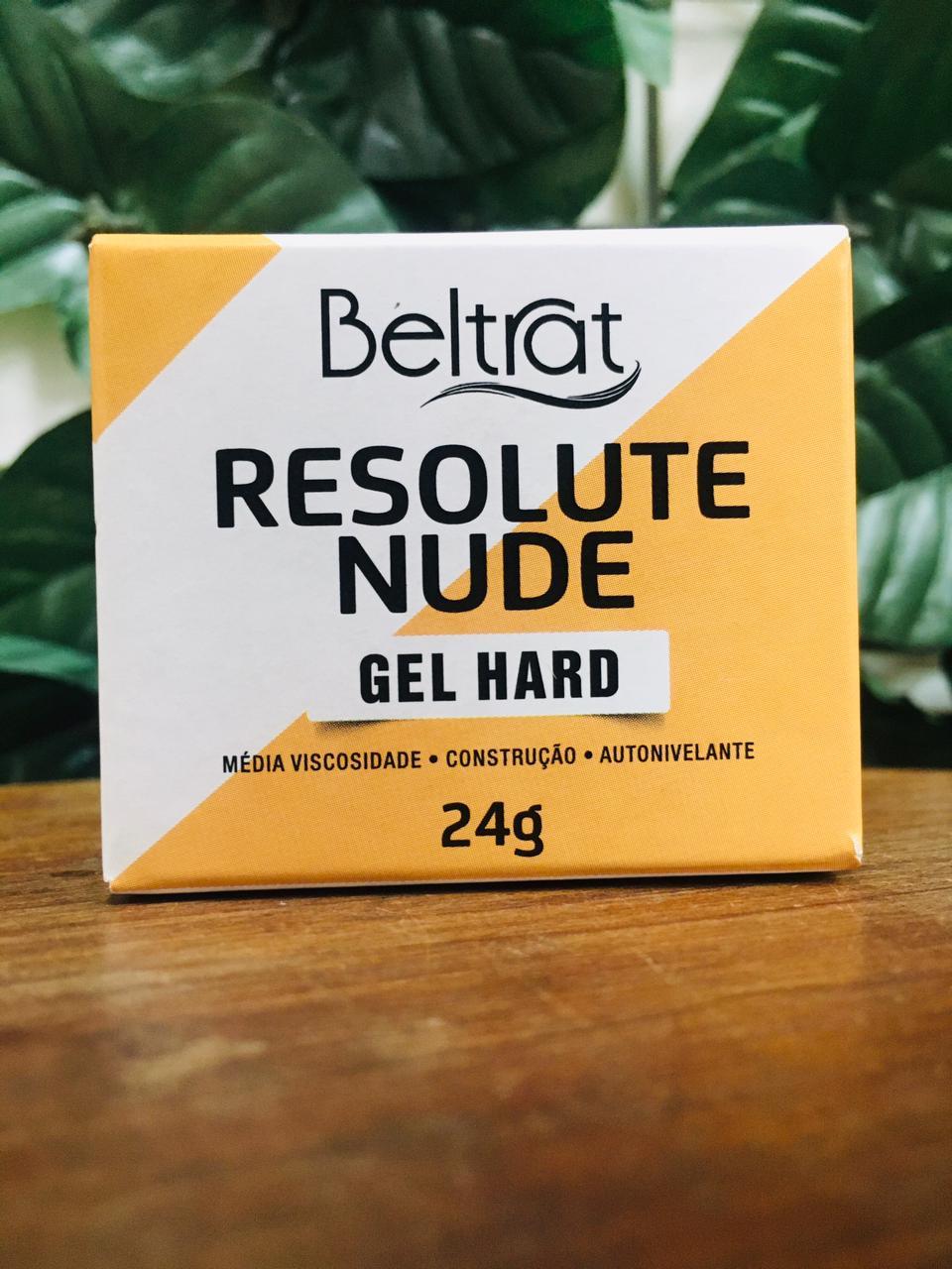 Gel BElTRAT linha RESOLUTE 24g (opções em cores)  - Sílvia Pedrarias & Cia