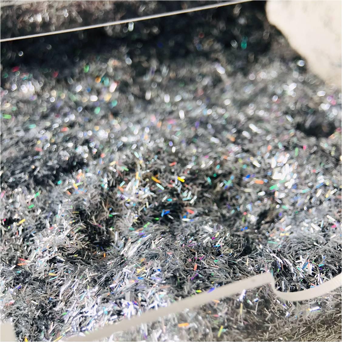 Glitter coleção SHINE (cor 1000) GLITTER FILETE  - Sílvia Pedrarias & Cia