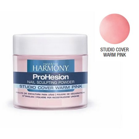 Harmony - Pó Acrilico warm pink   28g  - Sílvia Pedrarias & Cia