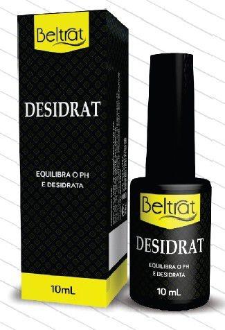 Kit preparação e finalização BELTRAT 04 produtos  - Sílvia Pedrarias & Cia