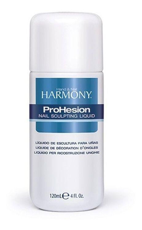 Líquido Monomer ProHesion Alongamento Acrílico Harmony   - Sílvia Pedrarias & Cia