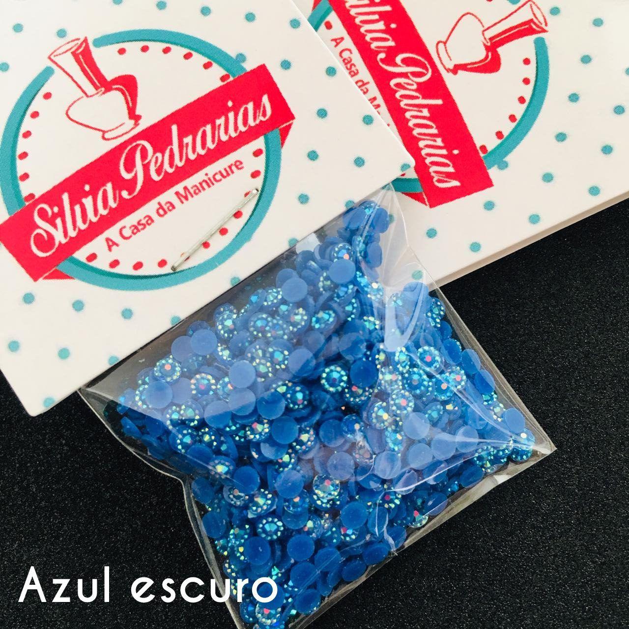 Margarida 3mm varias opcoes em cores (pedraria)  - Sílvia Pedrarias & Cia