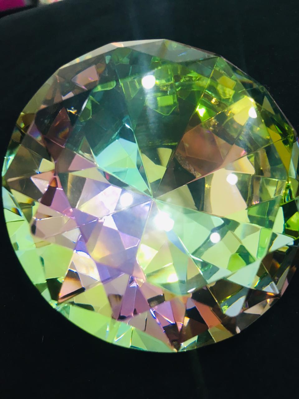 Novo diamante para fotos Tamanho G furta cor black  - Sílvia Pedrarias & Cia