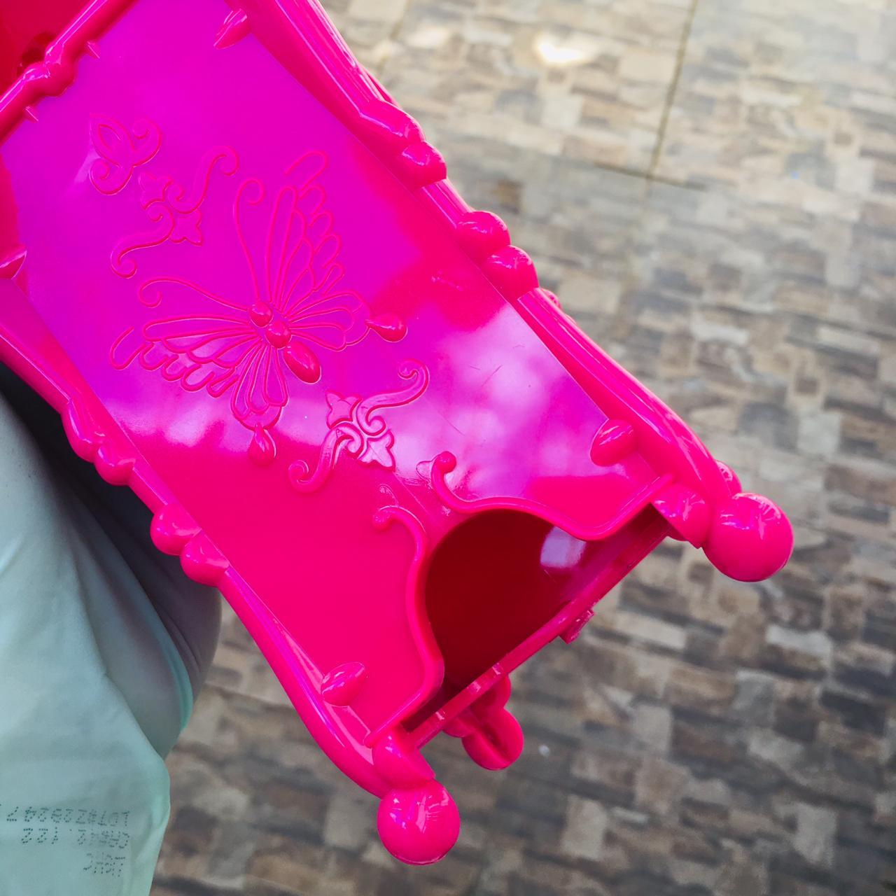 Novo porta lencos para goma de gel (cor avulsa)  - Sílvia Pedrarias & Cia