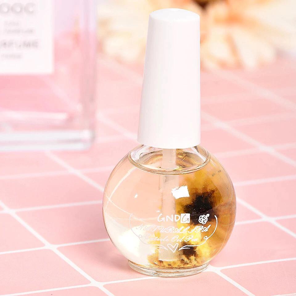 Oleo Hidratante de cutícula aromatizado   - Sílvia Pedrarias & Cia