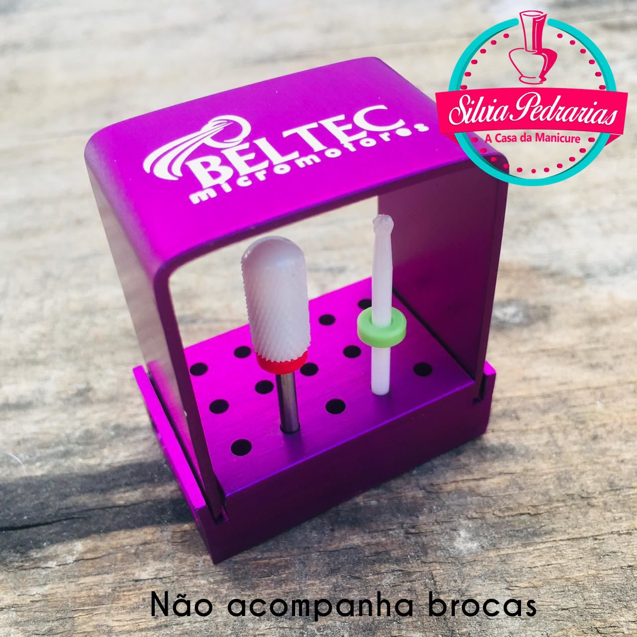 Porta brocas broqueiro BELTEC  - Sílvia Pedrarias & Cia