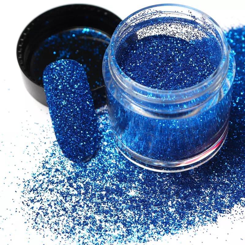 Pote glitter fino (vaárias opções em cores)  - Sílvia Pedrarias & Cia
