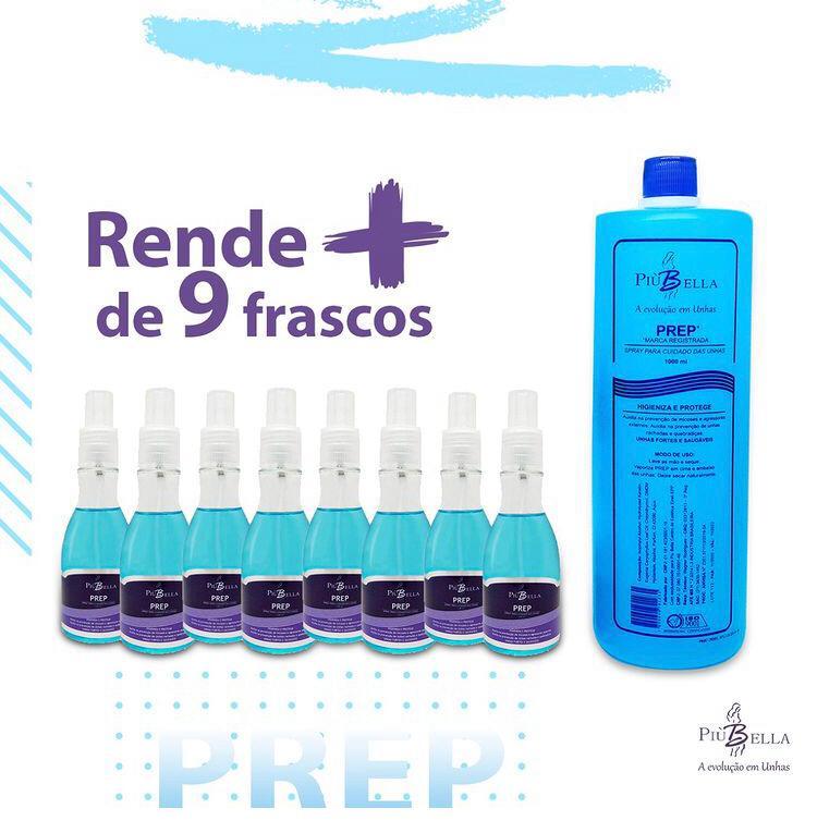 Prep Anti Septico Piu Bella 1L  - Sílvia Pedrarias & Cia