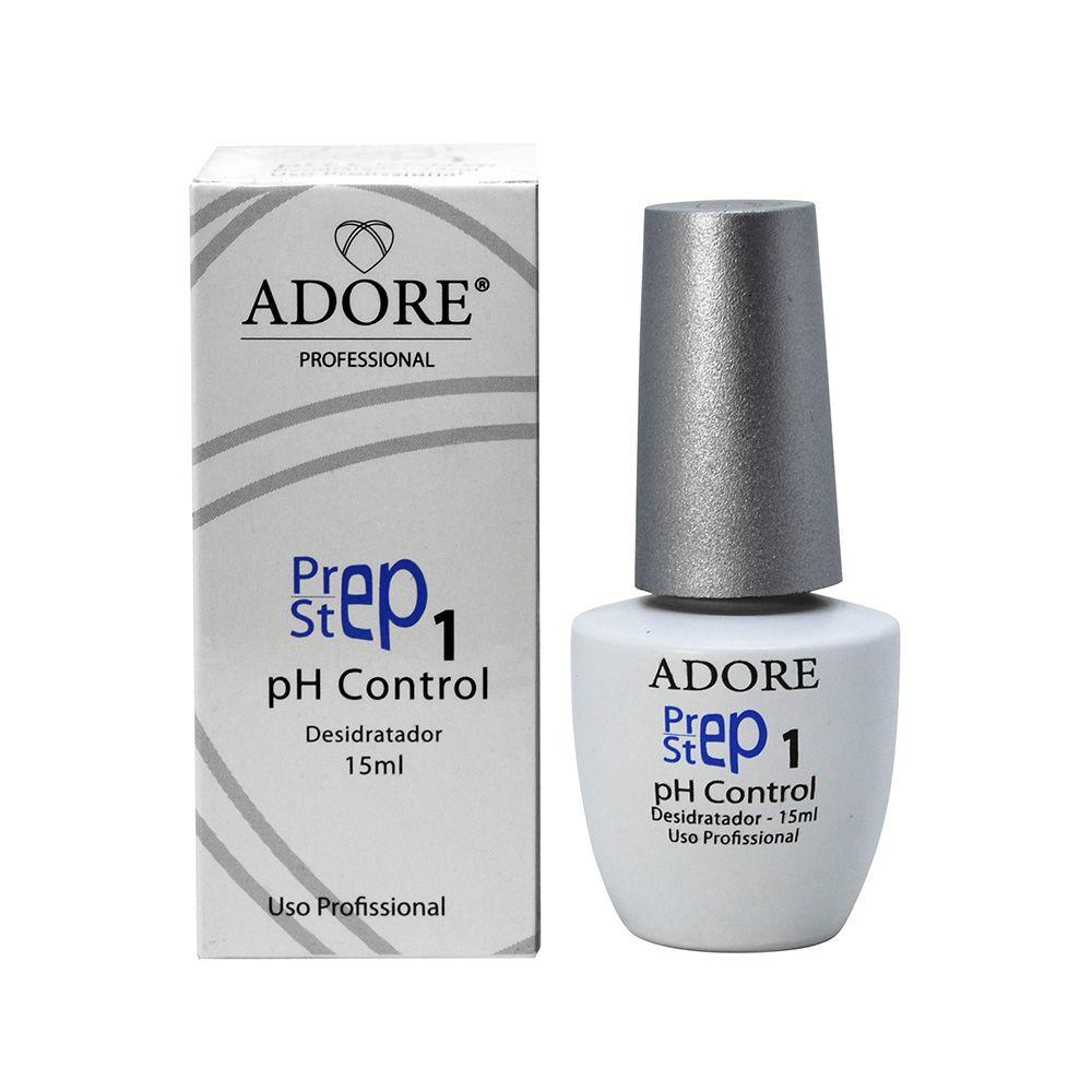 PREP STEP 1 passo 1 PH CONTROL - 10ML Adore  - Sílvia Pedrarias & Cia
