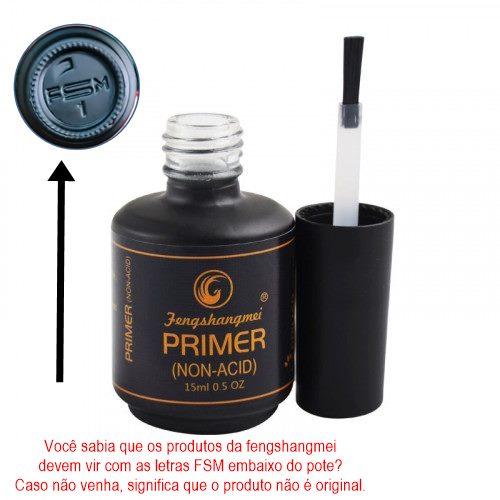 Primer Sem Acido Pretinho Do Poder Fengshangmei 15ml  - Sílvia Pedrarias & Cia