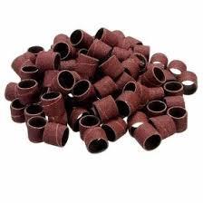 50 un Refil lixa para brocas espessura de 120  - Sílvia Pedrarias & Cia