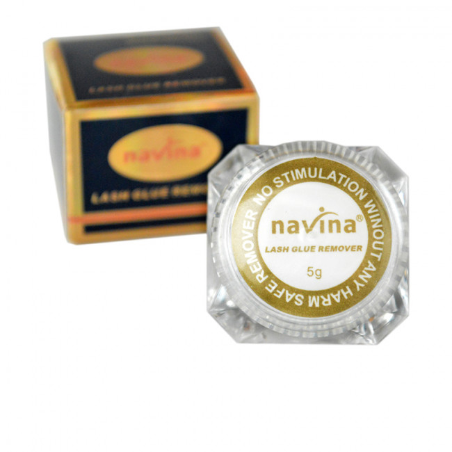 Removedor de cola para cilios Navina  - Sílvia Pedrarias & Cia