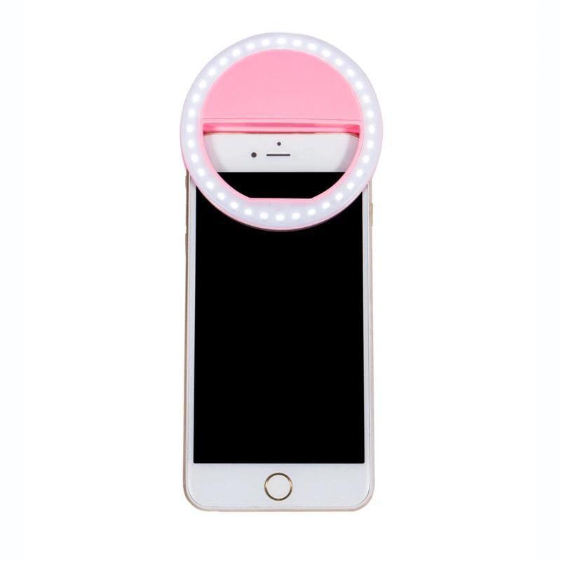 Ring Light luz de selfie para celular  - Sílvia Pedrarias & Cia