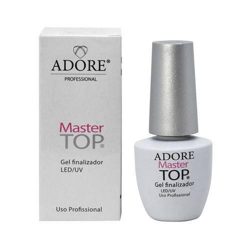 Top coat Adore MASTER TOP - 10ML  - Sílvia Pedrarias & Cia