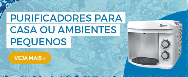 purificadores para casa e ambientes pequenos