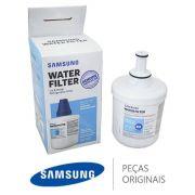 Filtro Interno Geladeira Refrigerador Samsung Side-by-Side Aqua-pure Plus Hafin2/Exp Hafin2 Original