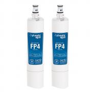 Kit 2 Unidades Refil Filtro Planeta Água FP4 Compatível Purificador Consul Facilite Bem Estar