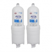 Kit 2 Unidades Refil Filtro Planeta Água Pró Life Compatível Purificador de Água Soft Everest