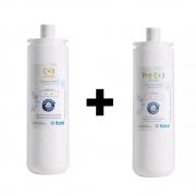 Kit Refil Filtro IBBL C+3 + Refil Pré C+3 Original para Modelo PFN 2000