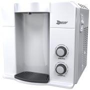 Purificador de água gelada Leaf Pury Branco - Refrigerador por compressor