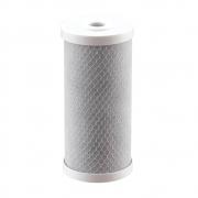 Refil Filtro BBI Carbon Block Encaixe para Carcaças de 10 x 4,5 Compatível com diversos filtros e carcaças do tipo Big Blue com altura 10