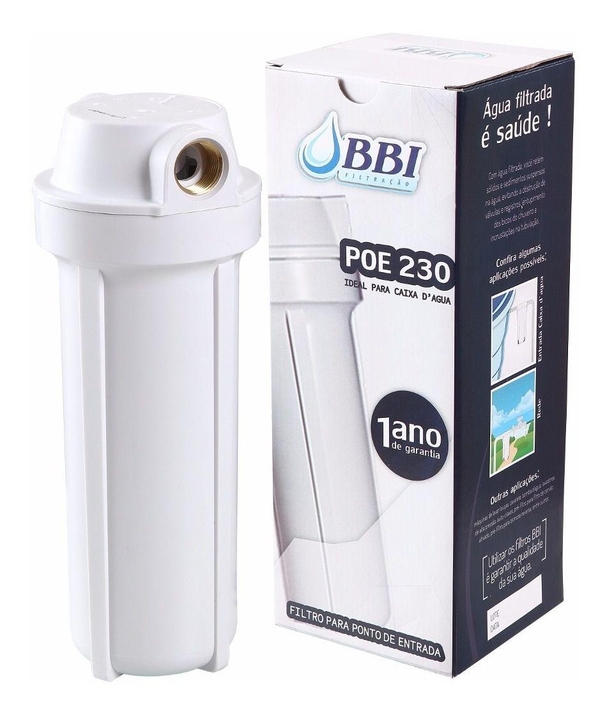 2 Filtro De Agua Para Caixa D