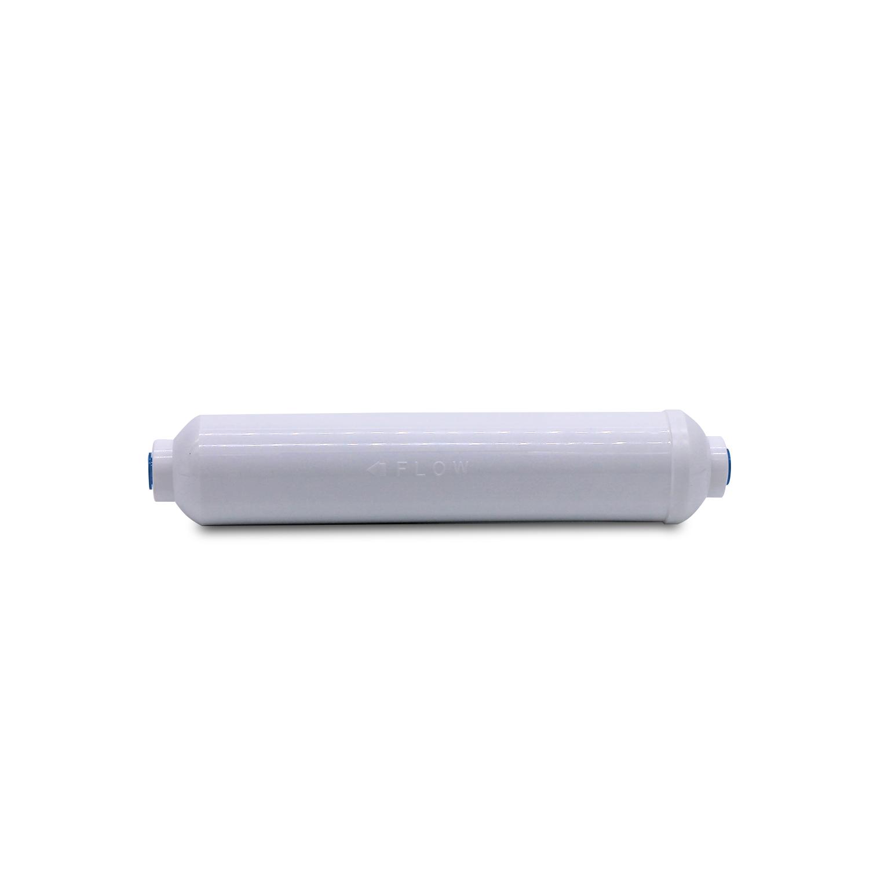 2x Refil Filtro Externo T33 Para Geladeira Refrigerador Side By Side Electrolux Samsung Lg Ge Hydronix Brastemp Com conector - BBI