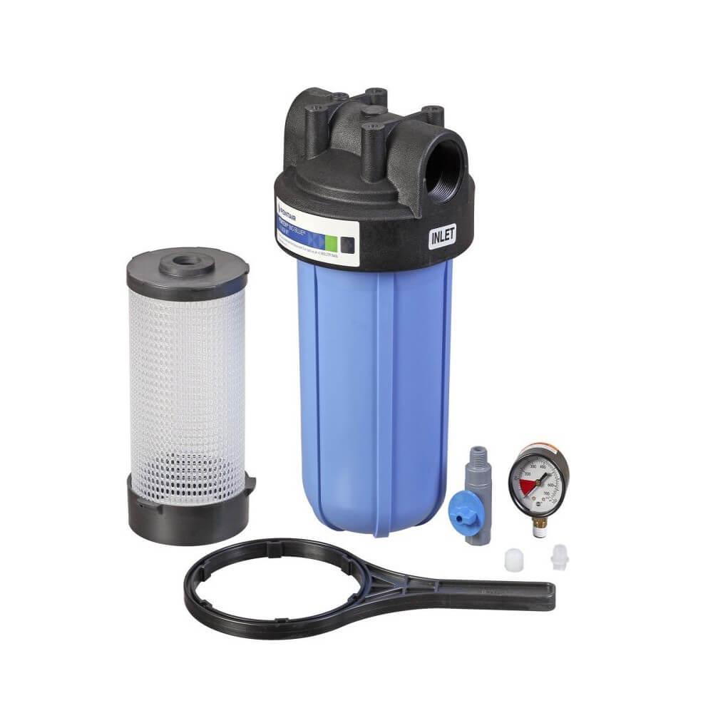 """Carcaça para Filtro Pentair Pentek Big Blue 10"""" Tipo Bag PBH410"""