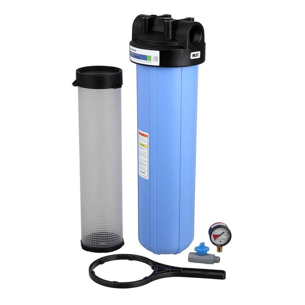 """Carcaça para Filtro Pentair Pentek Big Blue 20"""" Tipo Bag PBH-420"""