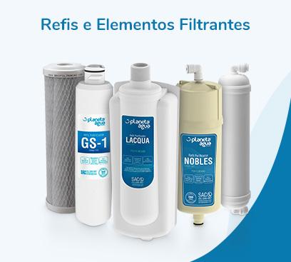 Refis e Elementos Filtrantes
