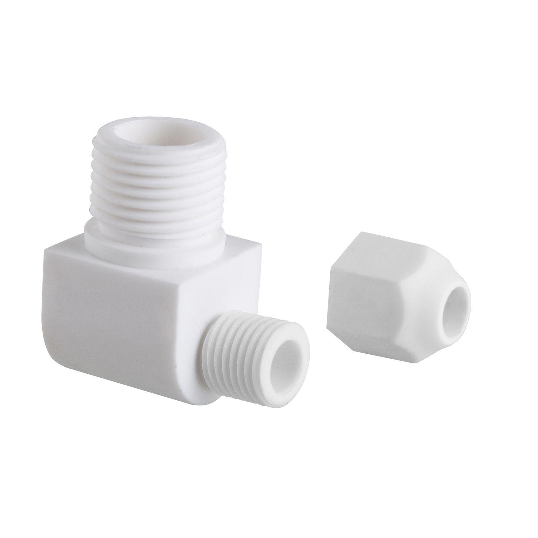 Cotovelo Joelho para filtros e purificadores para haste faucet