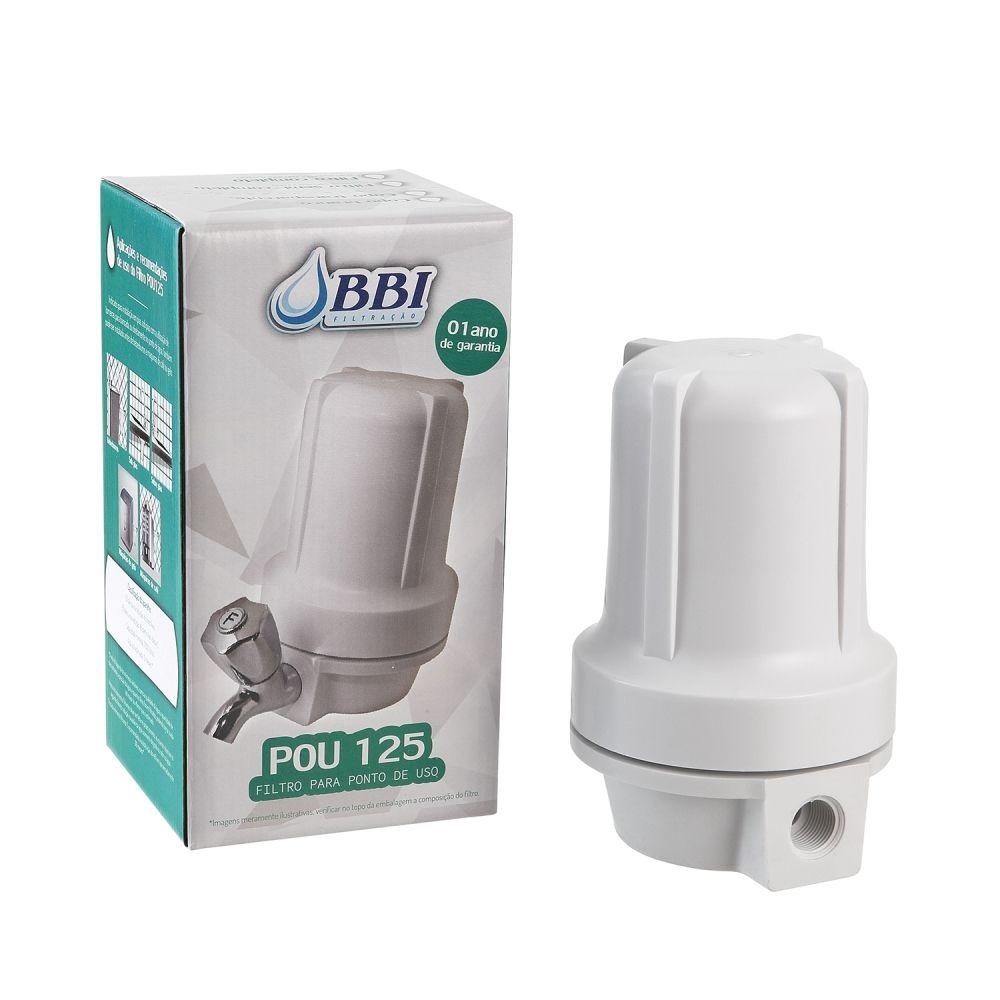 Filtro para Ponto de Uso BBI Branco F125BR 5