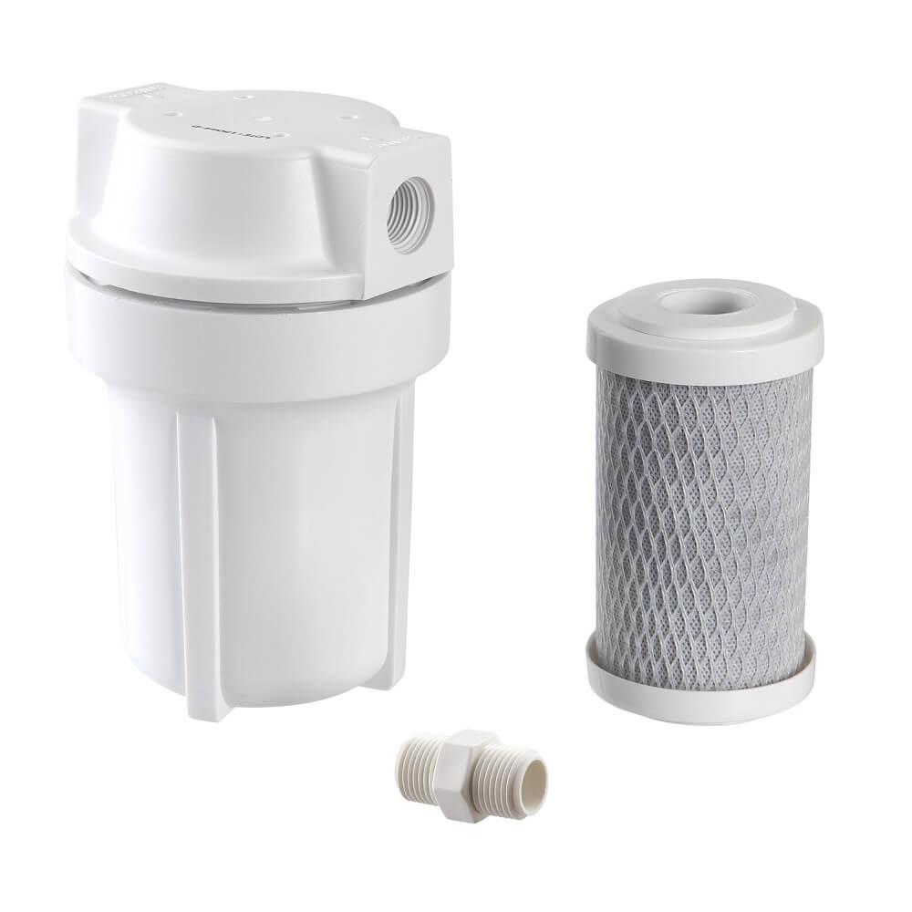 """Filtro para Chuveiro e Ducha BBI SHOWER 125BR Branco 5"""""""