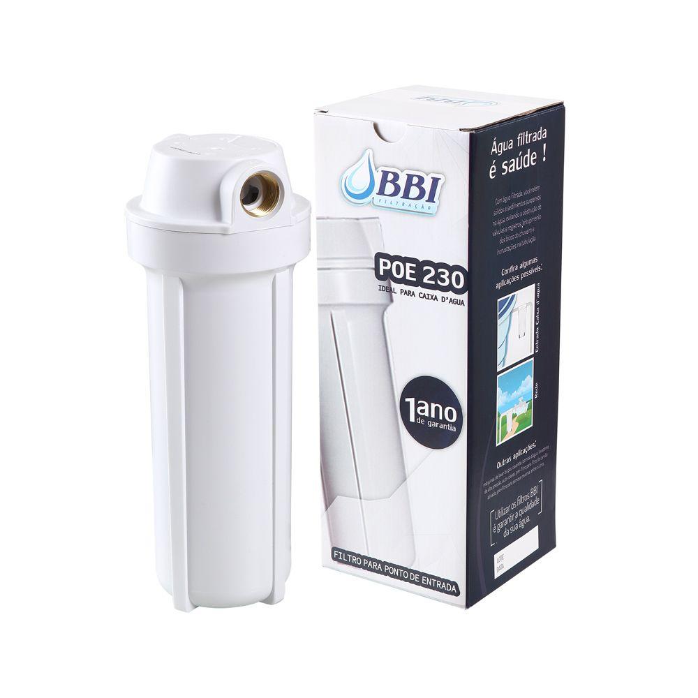 Filtro POE para caixa d'agua 9