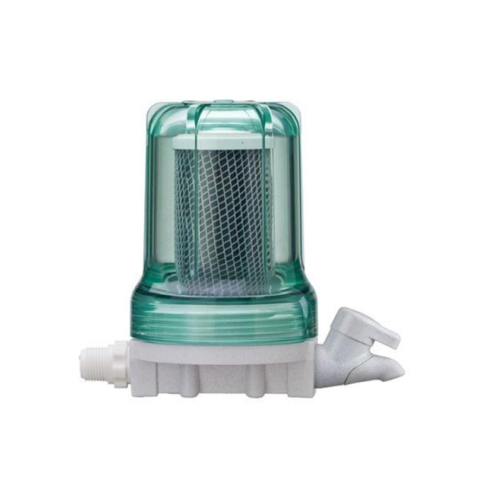 Filtro Purificador de água com torneira 3M Aqualar Bella Fonte Verde