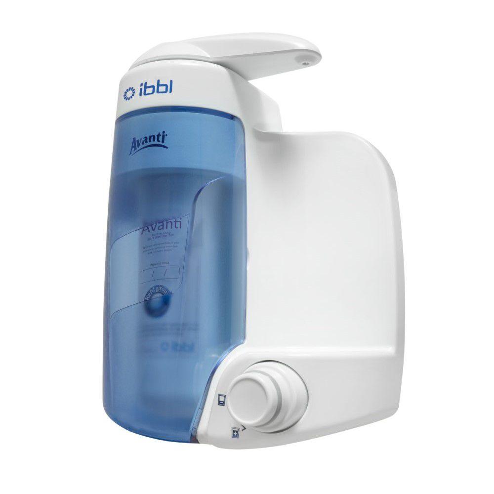 Filtro Purificador de Água Natural IBBL Avanti