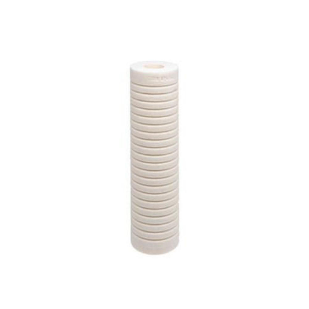 Kit 2 Refil Filtro Cartucho Polipropileno Ranhurado 3m Aqualar PP110H/C Ha701001612