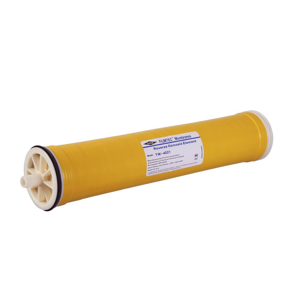 Kit 2 unidades Membrana Osmose Reversa Dow Filmtec 900 GPD TW30-4021